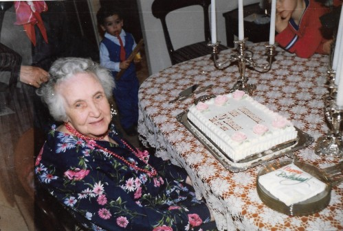 Nana's 90th