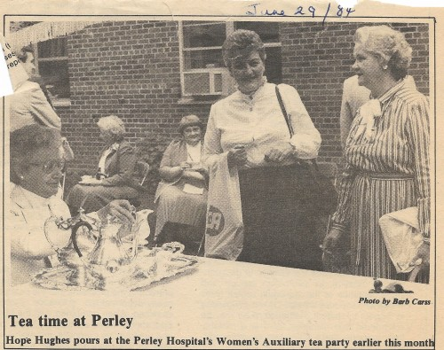 Perley Tea Mom