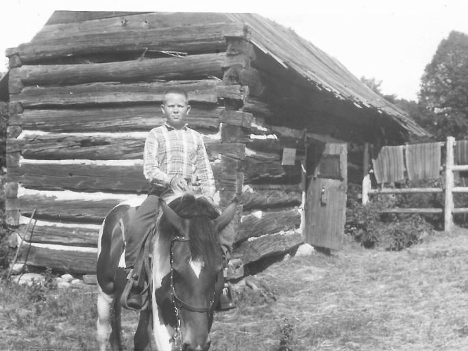 David at Frontier Ranch 2 c 1963