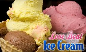 Love Boat Ice Cream