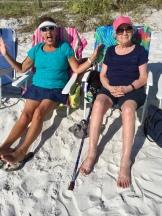 Mom Marie Beach