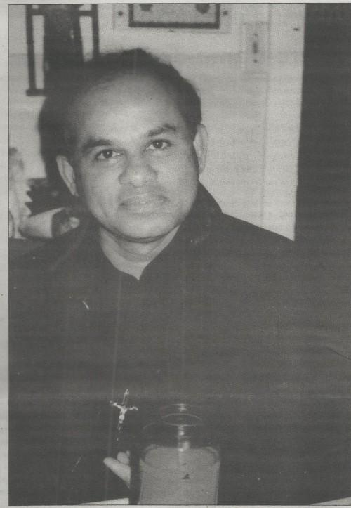 Fr John Bosco Gali