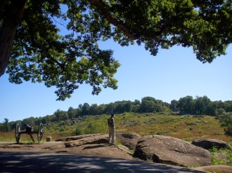 Gettysburg Little Round Top