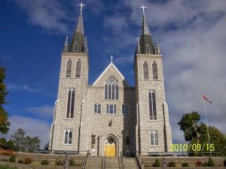 Canadian Martyrs Shrine Church