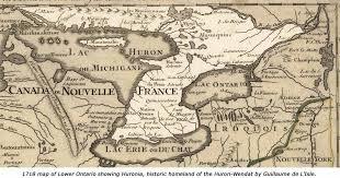 Huronia map