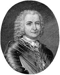 J-B Le Moyne de Bienville