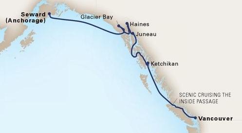Alaska routing